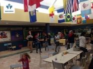 노바스코샤주 Chignecto 와 Strait 교육청의 NSISP 국제학생 행사