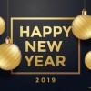 2019년 행복 가득, 사랑 가득한 한 해 되세요.